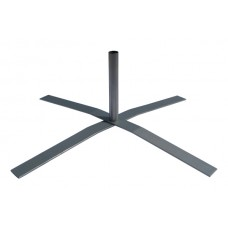 Metal X-Base for Feather Flags ONLY