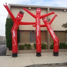 Wind Dancer® Air Puppet - Custom Artwork / Lettering