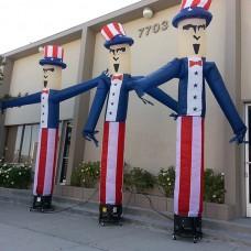 Wind Dancer® Air Puppet - Dancing Uncle Sam